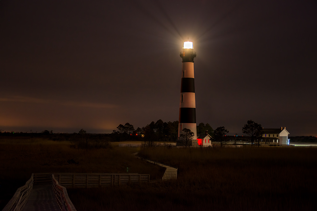 The Outer Banks: Piers and Lighthouses :: Ed Erkes Nature